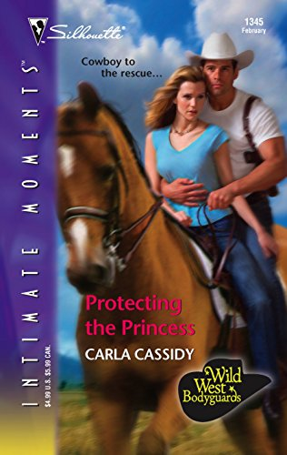 9780373274154: Protecting The Princess (Silhouette Intimate Moments)
