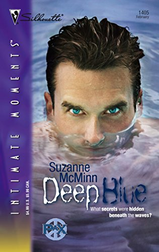 9780373274758: Deep Blue (Silhouette Intimate Moments) (PAX)