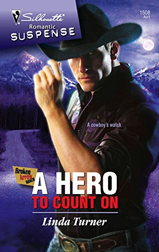 9780373275786: A Hero To Count On (Silhouette Romantic Suspense)