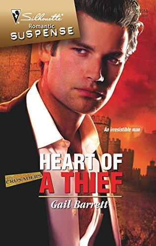 Heart Of A Thief (Silhouette Romantic Suspense): Gail Barrett