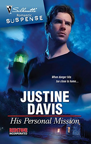 His Personal Mission (Silhouette Romantic Suspense) (0373276435) by Davis, Justine