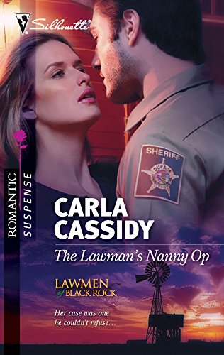 9780373276851: The Lawman's Nanny Op (Silhouette Romantic Suspense)