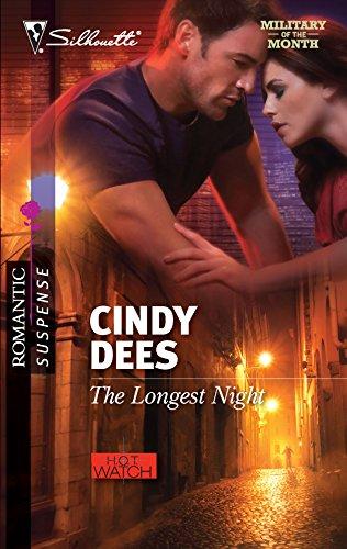 The Longest Night (Silhouette Romantic Suspense): Cindy Dees