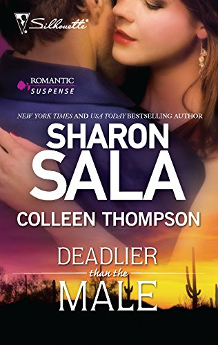 9780373277018: Deadlier Than the Male: The Fiercest Heart\Lethal Lessons (Harlequin Romantic Suspense)
