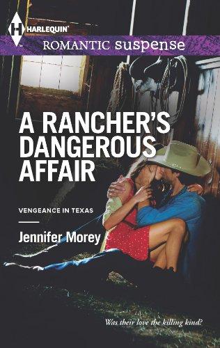 9780373278107: A Rancher's Dangerous Affair