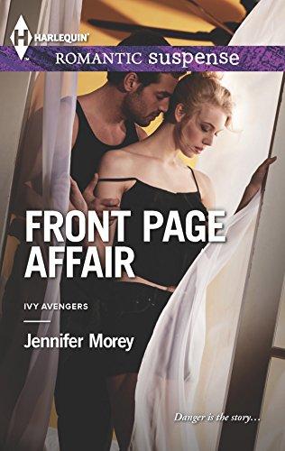 Front Page Affair: Jennifer Morey