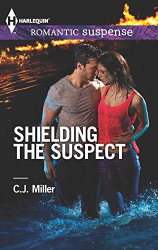 9780373278404: Shielding the Suspect (Harlequin Romantic Suspense)