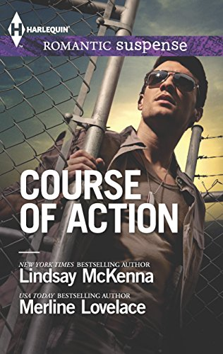 9780373278459: Course of Action: Out of Harm's Way\Any Time, Any Place (Harlequin Romantic Suspense)