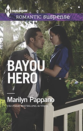 9780373279029: Bayou Hero (Harlequin Romantic Suspense)