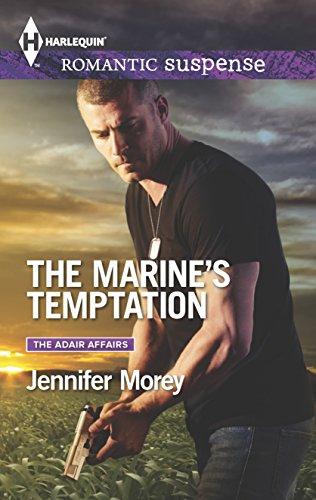 The Marine's Temptation (The Adair Affairs): Jennifer Morey