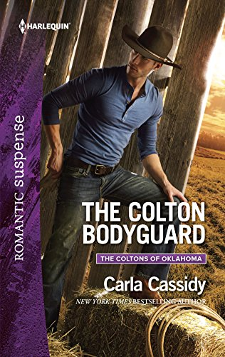9780373279418: The Colton Bodyguard (The Coltons of Oklahoma)