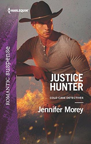 Justice Hunter (Cold Case Detectives): Jennifer Morey