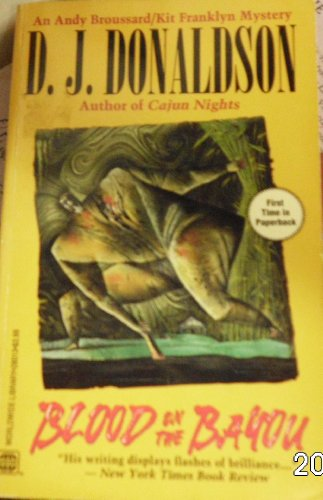 9780373280131: Blood on the Bayou (An Andy Broussard / Kit Franklyn Mystery)