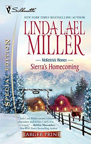 9780373280438: Sierra's Homecoming (The McKettrick Series #5)
