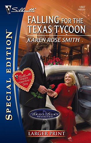 Falling for the Texas Tycoon: Smith, Karen Rose