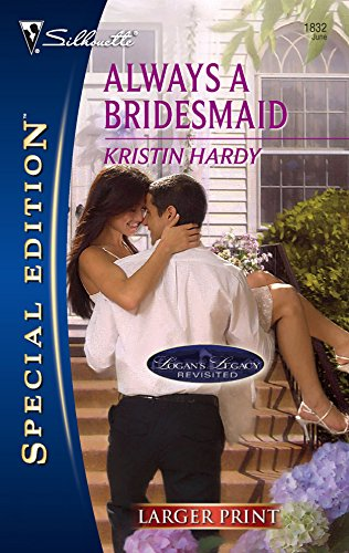 9780373280803: Always A Bridesmaid (Larger Print Special Edition)