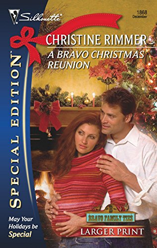 9780373281169: A Bravo Christmas Reunion (Bravo Family Ties)