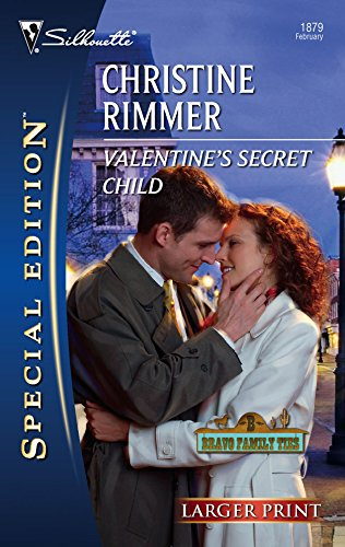 9780373281275: Valentine's Secret Child (Silhouette Special Edition Series - Larger Print)