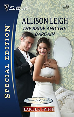 9780373281305: The Bride And The Bargain (Silhouette Special Large Print)