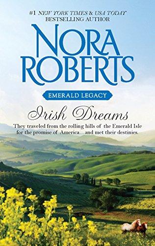 9780373281510: Irish Dreams (Emerald Legacy)
