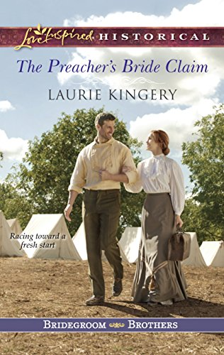 9780373282593: The Preacher's Bride Claim (Love Inspired Historical\Bridegroom Brothers)