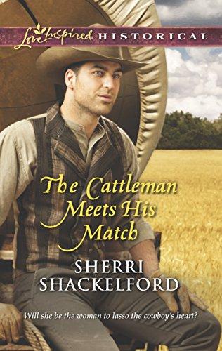 9780373282753: The Cattleman Meets His Match