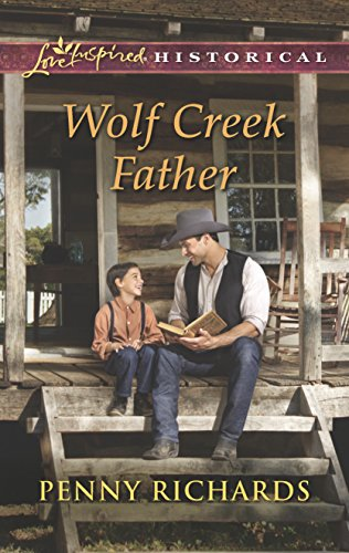 9780373282944: Wolf Creek Father (Love Inspired Historical)