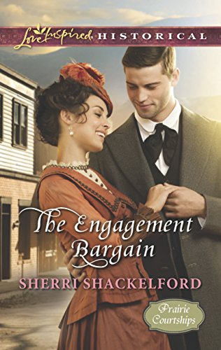 9780373282999: The Engagement Bargain (Prairie Courtships)