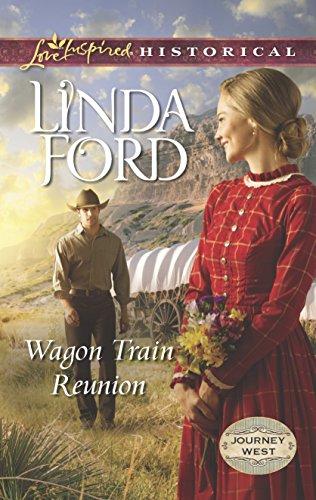 9780373283064: Wagon Train Reunion (Journey West)