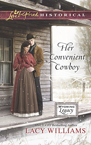 9780373283156: Her Convenient Cowboy (Wyoming Legacy)