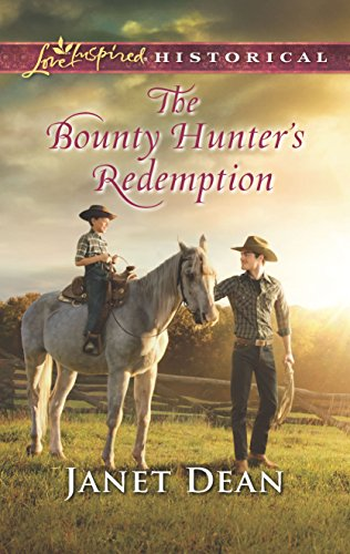 9780373283439: The Bounty Hunter's Redemption (Love Inspired Historical)