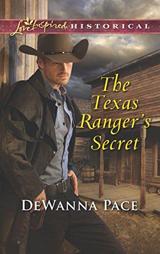 9780373283446: The Texas Ranger's Secret (Love Inspired Historical)