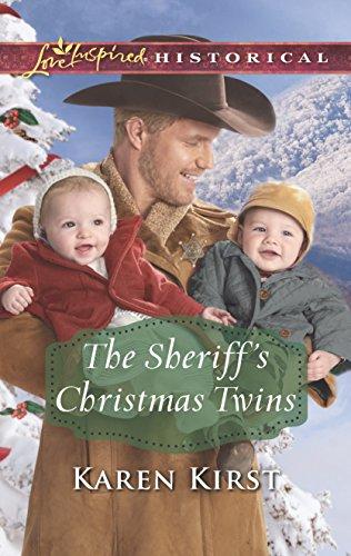 9780373283798: The Sheriff's Christmas Twins (Smoky Mountain Matches)