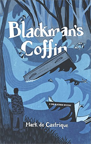 9780373284122: Blackman's Coffin