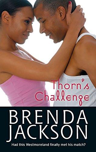 9780373285471: Thorn's Challenge