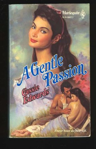 Gentle Passion (Historical): Cassie Edwards