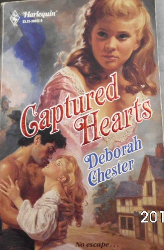 Captured Hearts (0373286228) by Deborah Chester