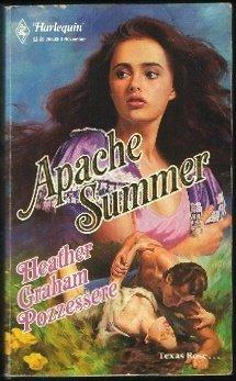 9780373286331: Apache Summer (Historical Romance, No 33)