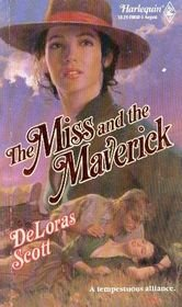9780373286522: Miss And The Maverick