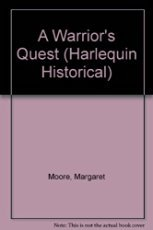 A Warrior's Quest (0373287755) by Margaret Moore