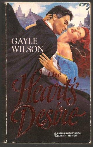 9780373288113: The Heart's Desire (Harlequin Historical)