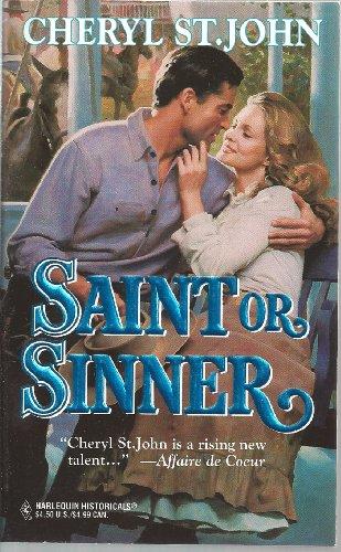 9780373288885: Saint Or Sinner