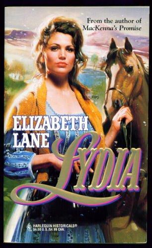 Lydia: Lane, Elizabeth