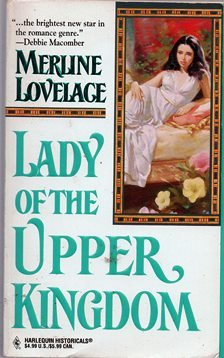 Lady Of The Upper Kingdom: Lovelace, Merline
