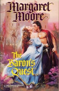 9780373289288: The Baron's Quest (Warrior)