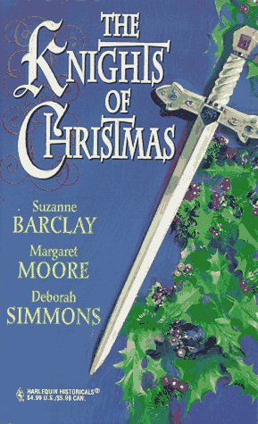 Knights of Christmas (Harlequin Historicals, No 387): Suzanne Barclay, Margaret