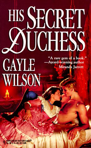 9780373289936: His Secret Duchess