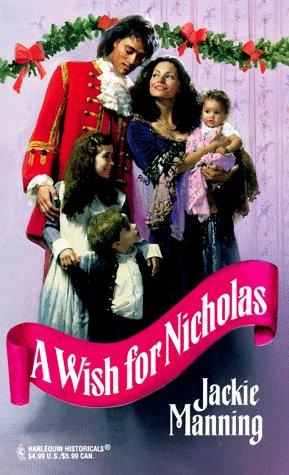 9780373289981: Wish For Nicholas