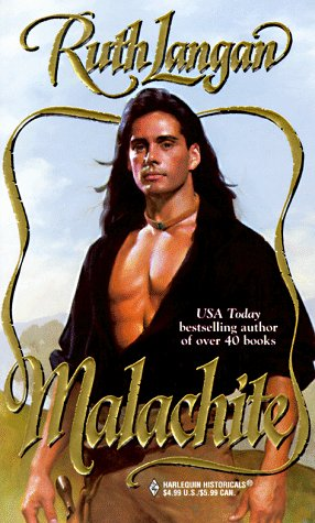 Malachite : The Jewels of Texas (An Indian Romance) (Harlequin Historical Romance #407)