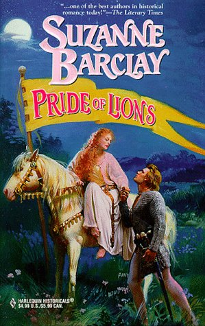 Pride Of Lions (0373290438) by Barclay